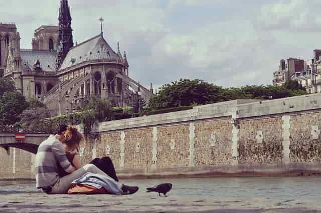 Paris Romantic Getaway